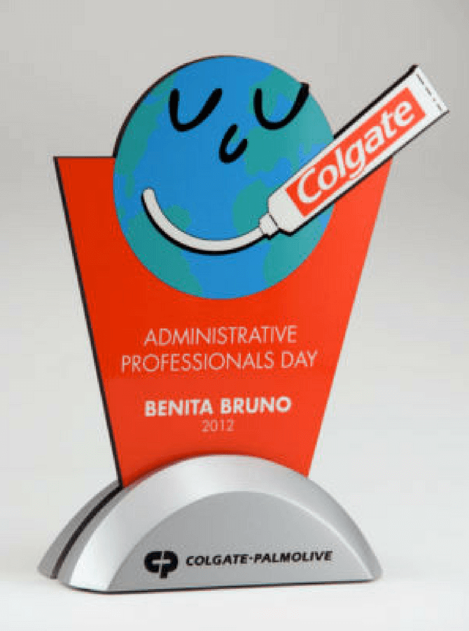 Colgate Full-Color Award