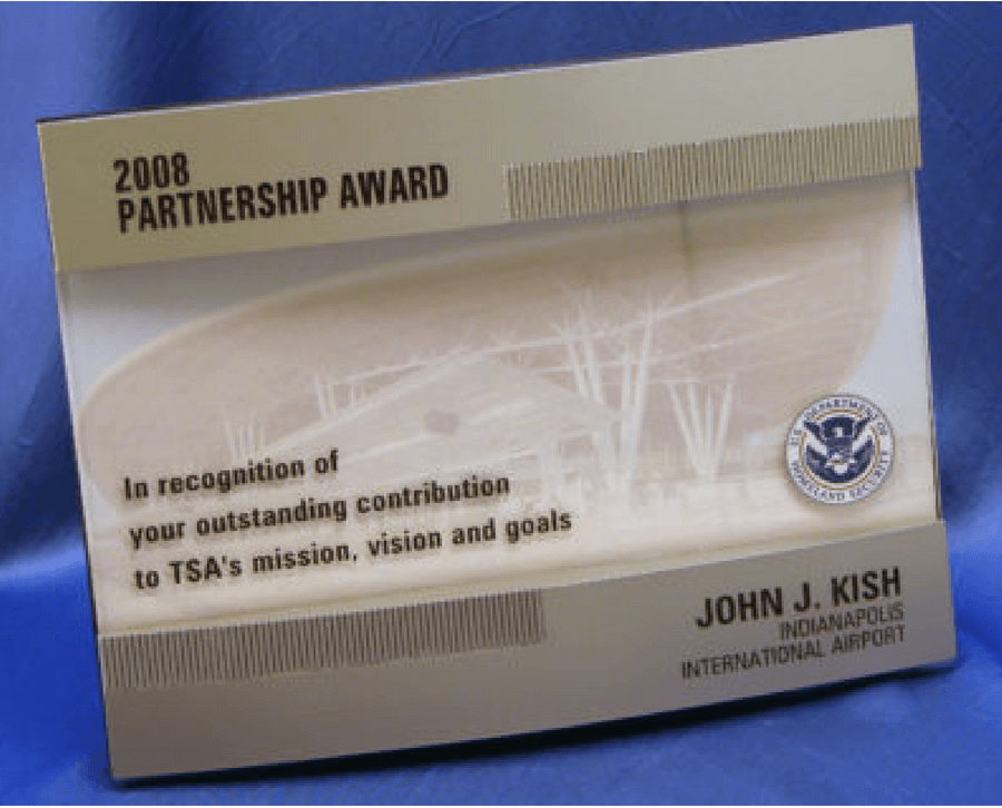 DHS Partnership Award