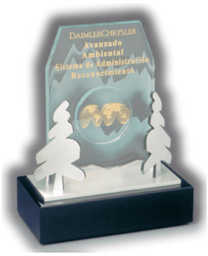 Daimler Chrysler Environmental Performance Award
