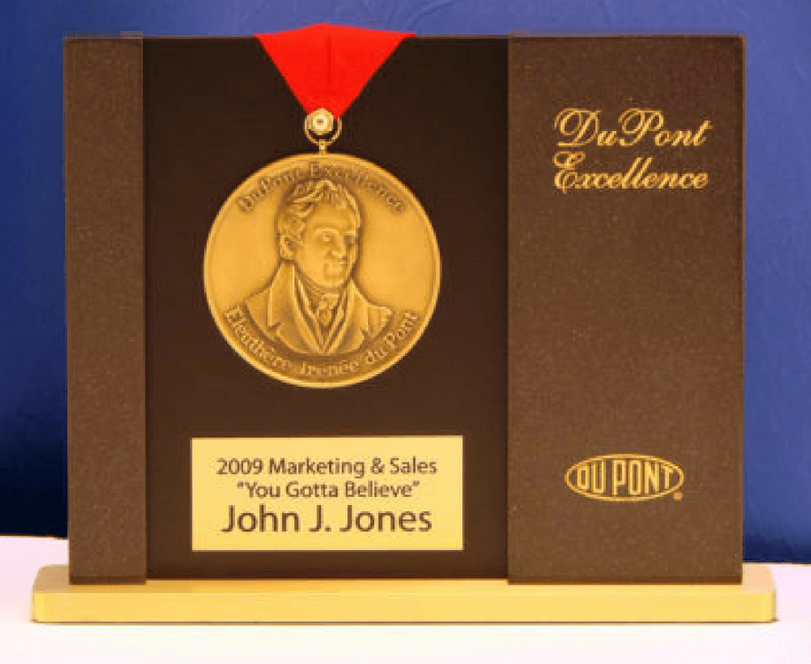 DuPont Excellence Medallion Award