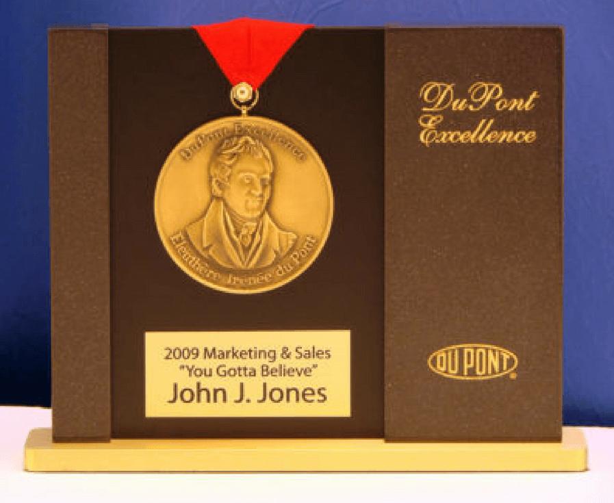 DuPont Excellence Medallion Award