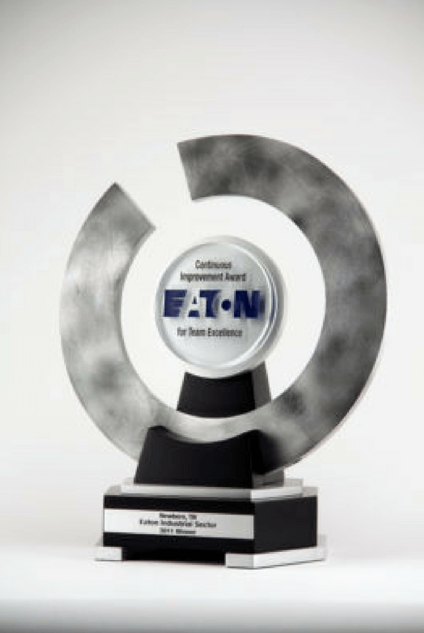 Eaton Continuous Improvement Award