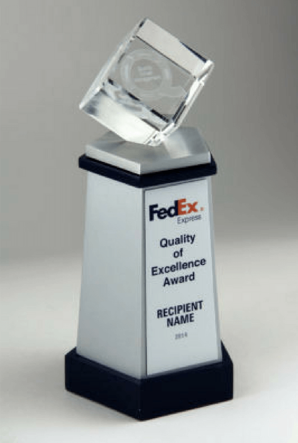 FedEx Quality of Excellence Award