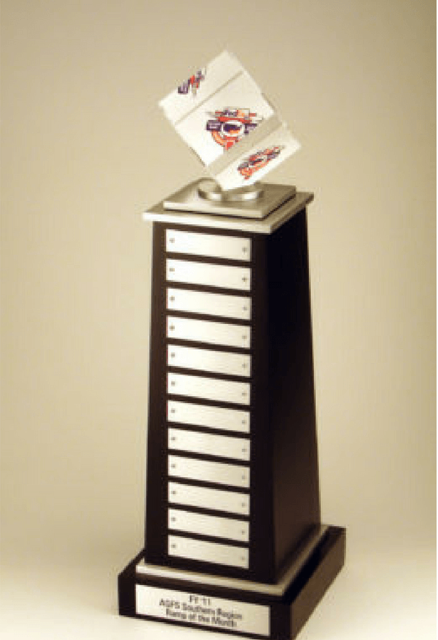 FedEx Ramp of the Month Trophy