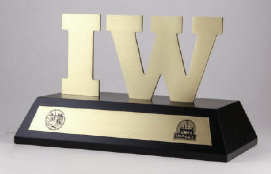 Ironworkers Union Board Member Award