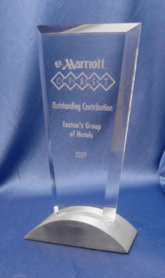 Marriott Outstanding Contribution Award