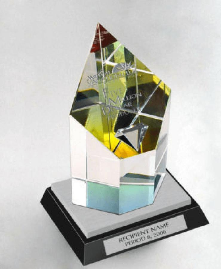 Marriott Vacation Club Sales Producer Award