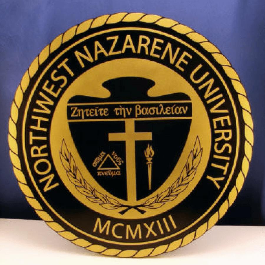 Northwest Nazarene University Seal