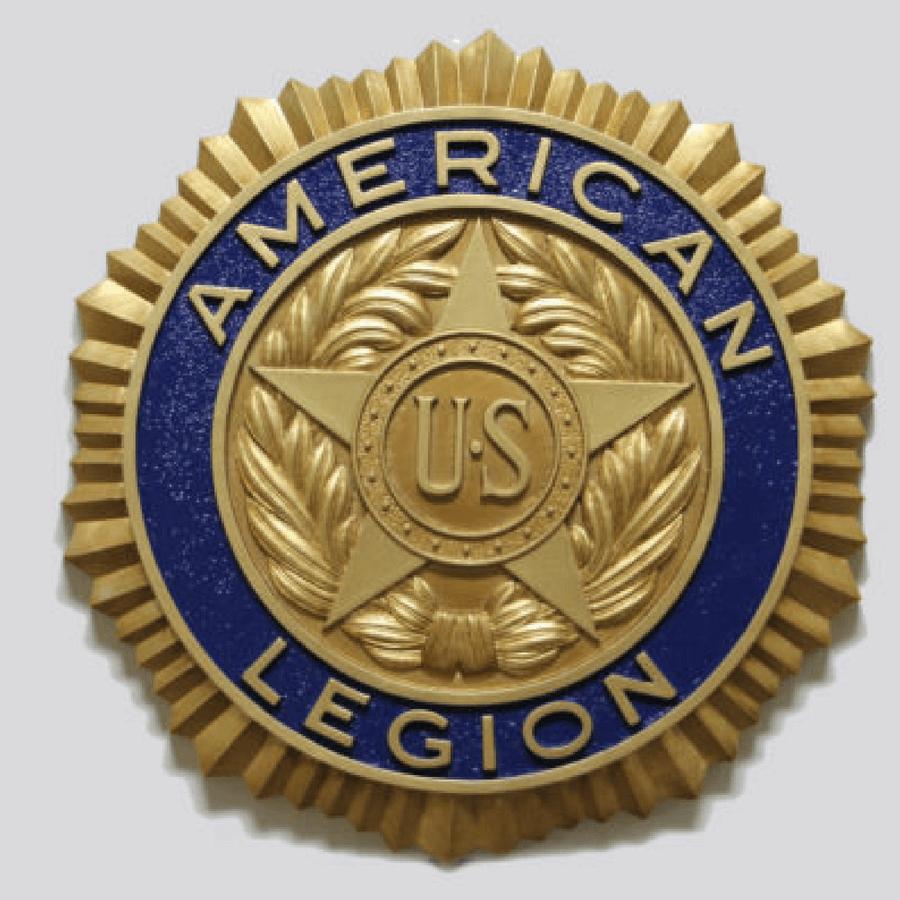 American Legion Seal Bruce Fox Custom Signs Seals