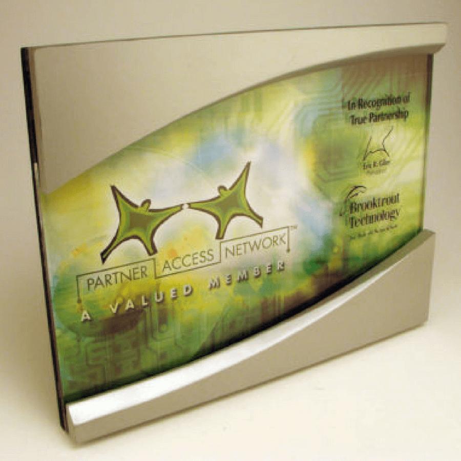 Brooktrout Technology Partner Recognition Plaque