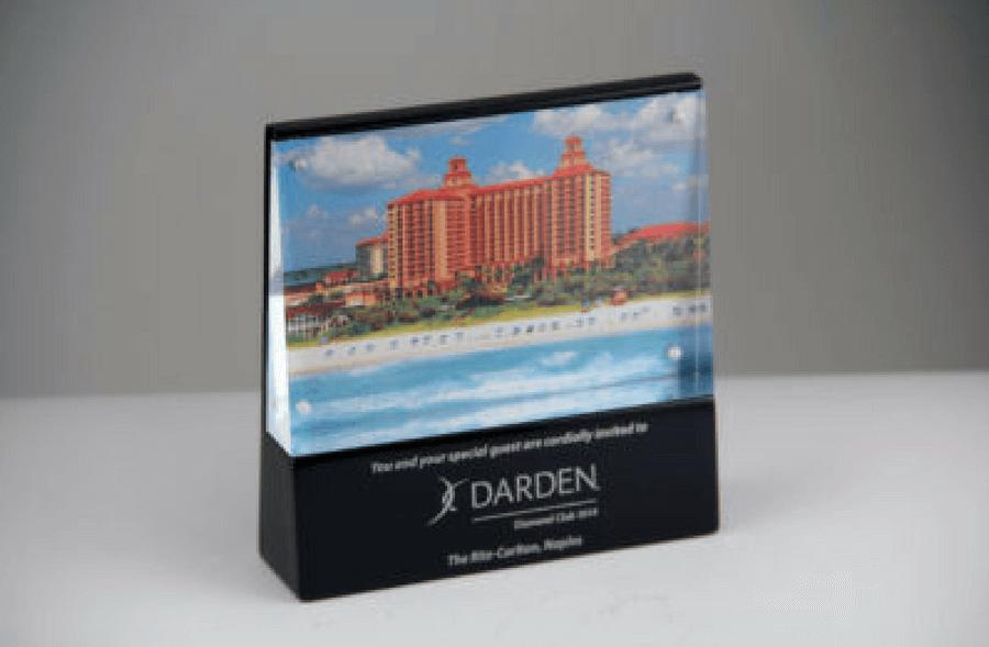 Darden Restaurants Photo Display
