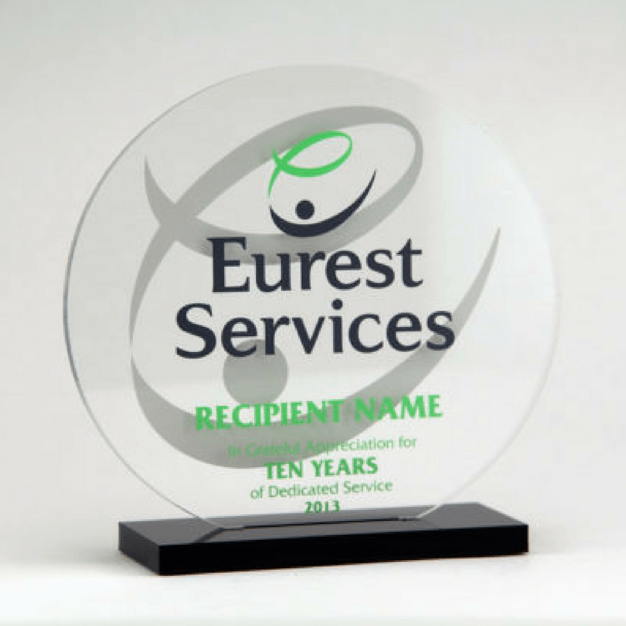 Eurest Services Years of Service Award