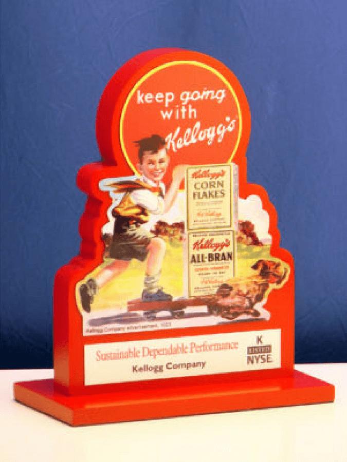 Kellogg's Sustainable Performance Award