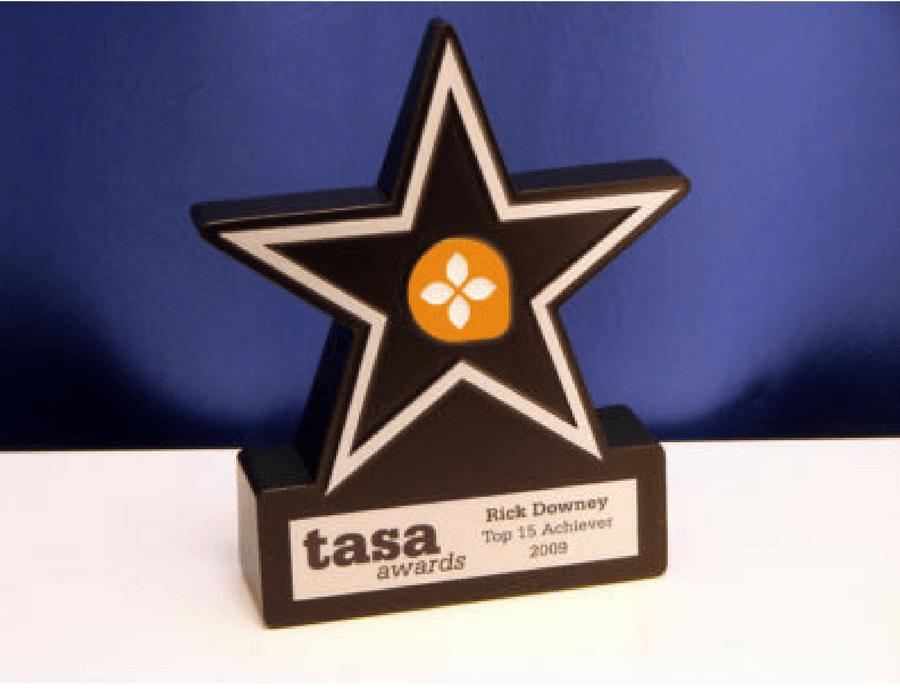 Tasa Top Achiever Award