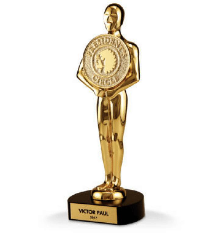 Mutual of Omaha Insurance President's Circle Award