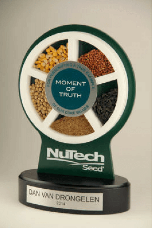 NuTech Seed Moment of Truth Award