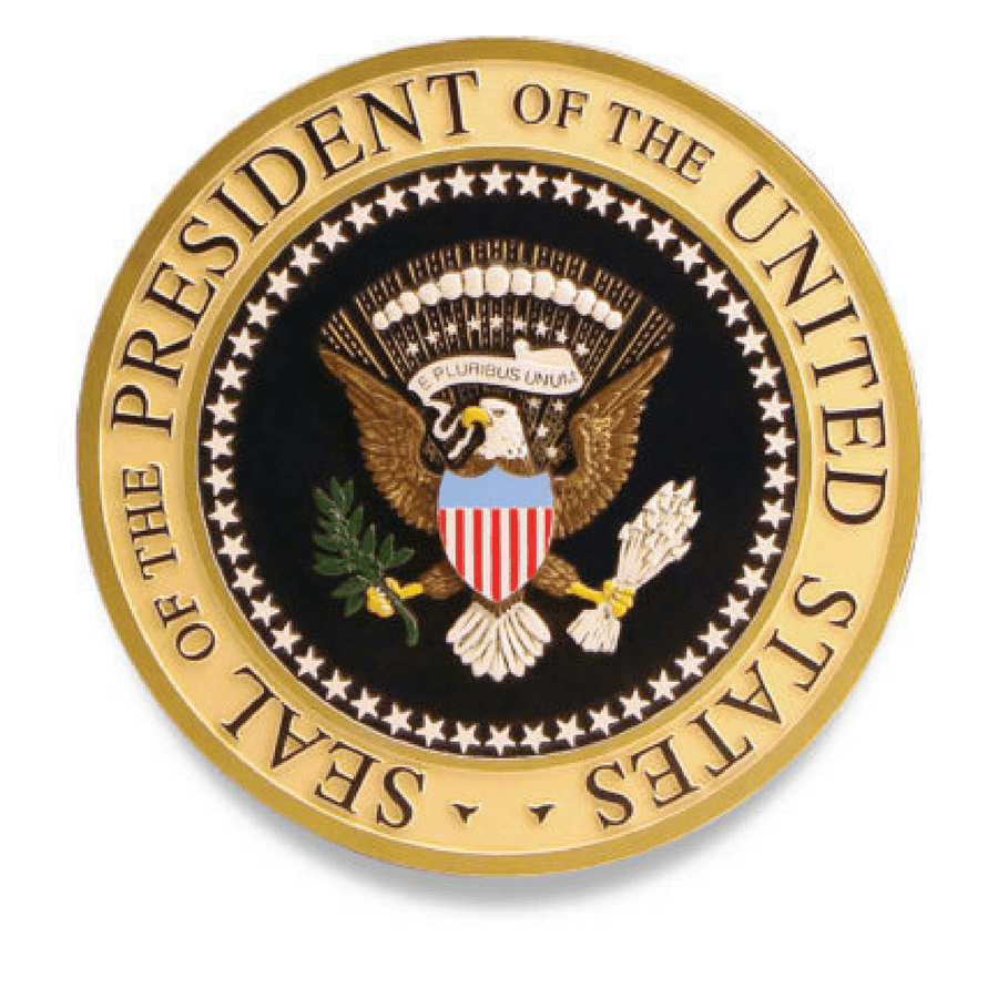 POTUS Seal | U.S. President Podium Seal