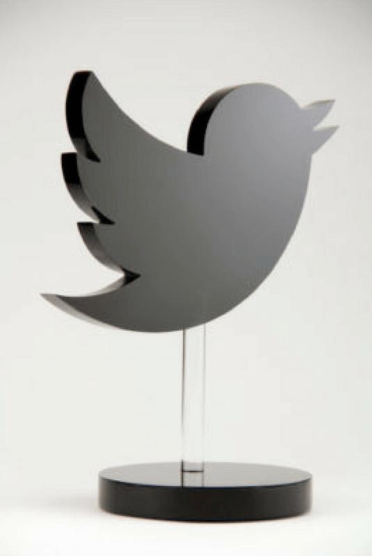 Twitter Logo Award