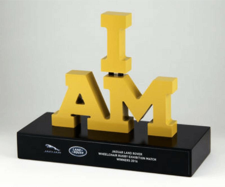 Jaguar/Land Rover Invictus Games I Am Rugby Award