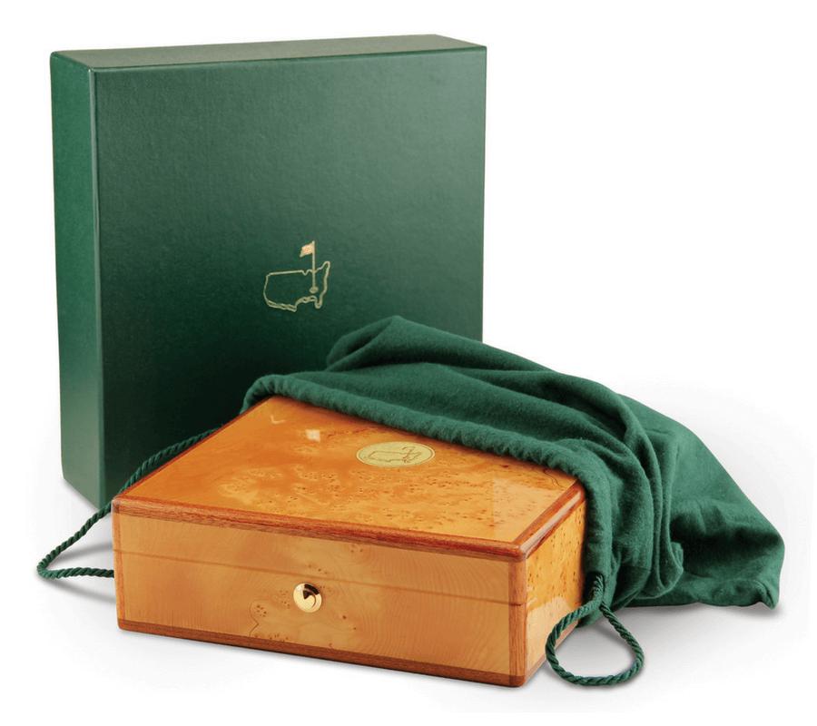 Augusta Masters Keepsake Box