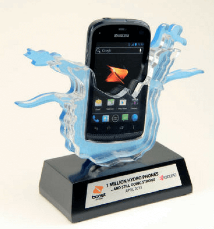 Boost Mobile Hydro Phone Award