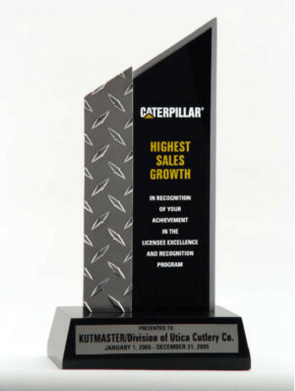 Caterpillar Highest Sales Growth Award