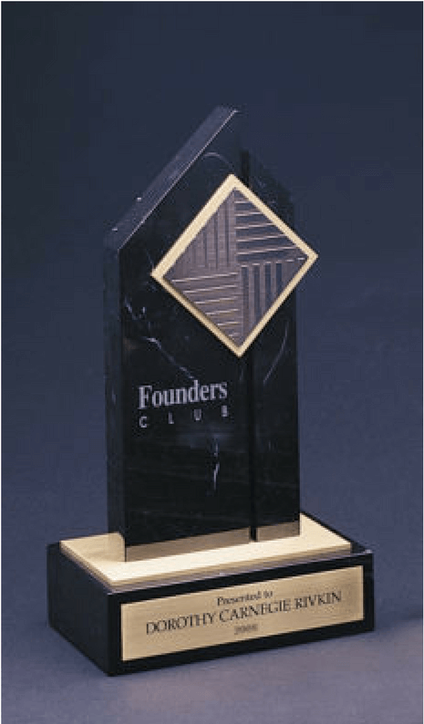 Dale Carnegie Founders Club Award