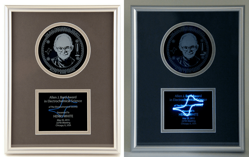 Electrochemical Society Lifetime Achievement Award
