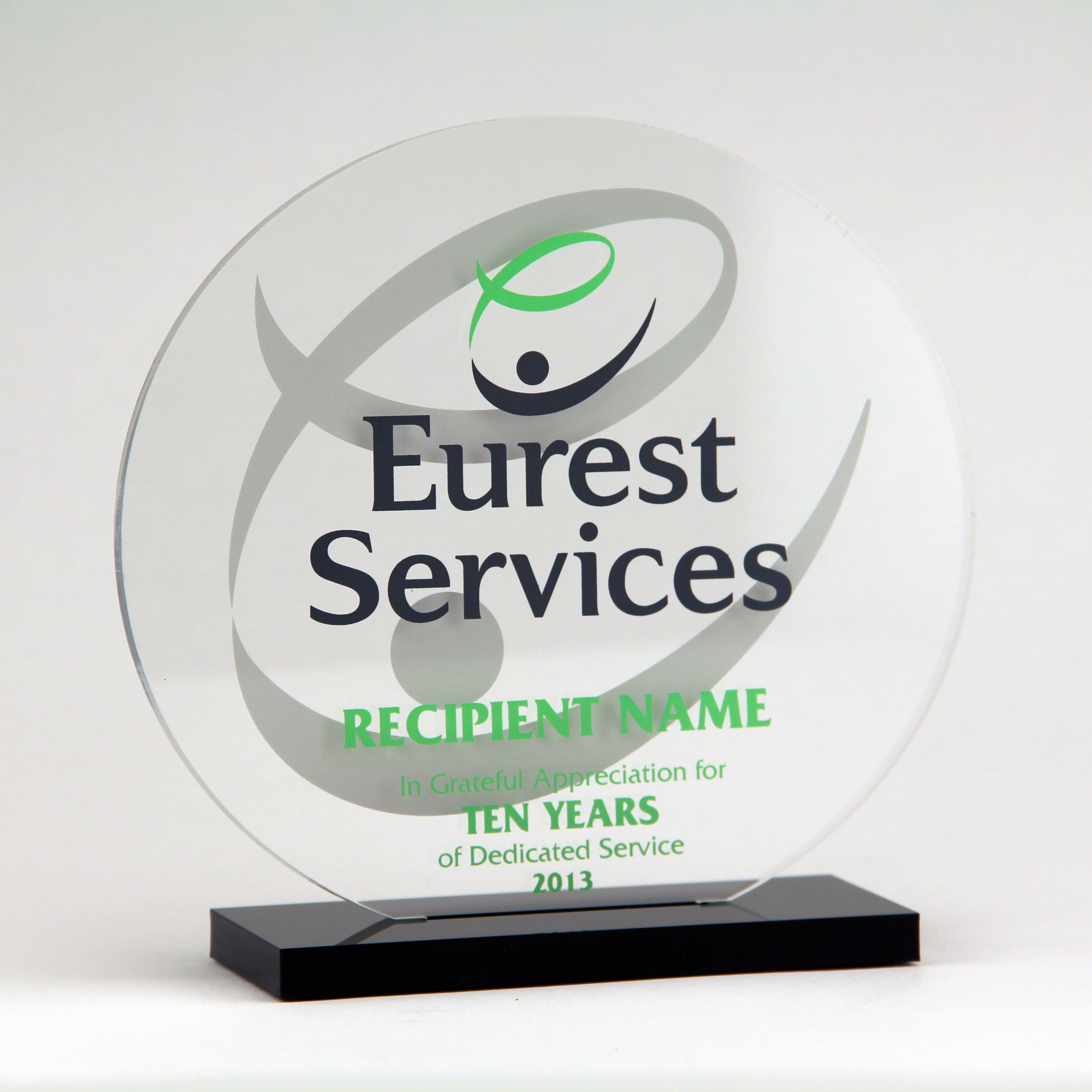Eurest Services Years of Service Award   Bruce Fox ...