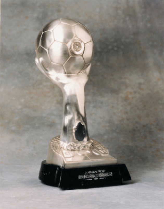 Qatar National Soccer Trophy