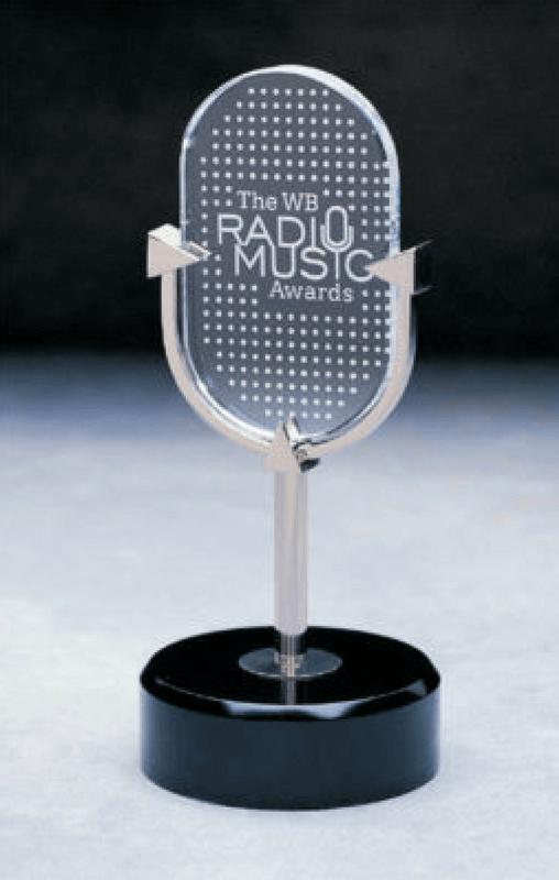 WB Network Radio Music Award