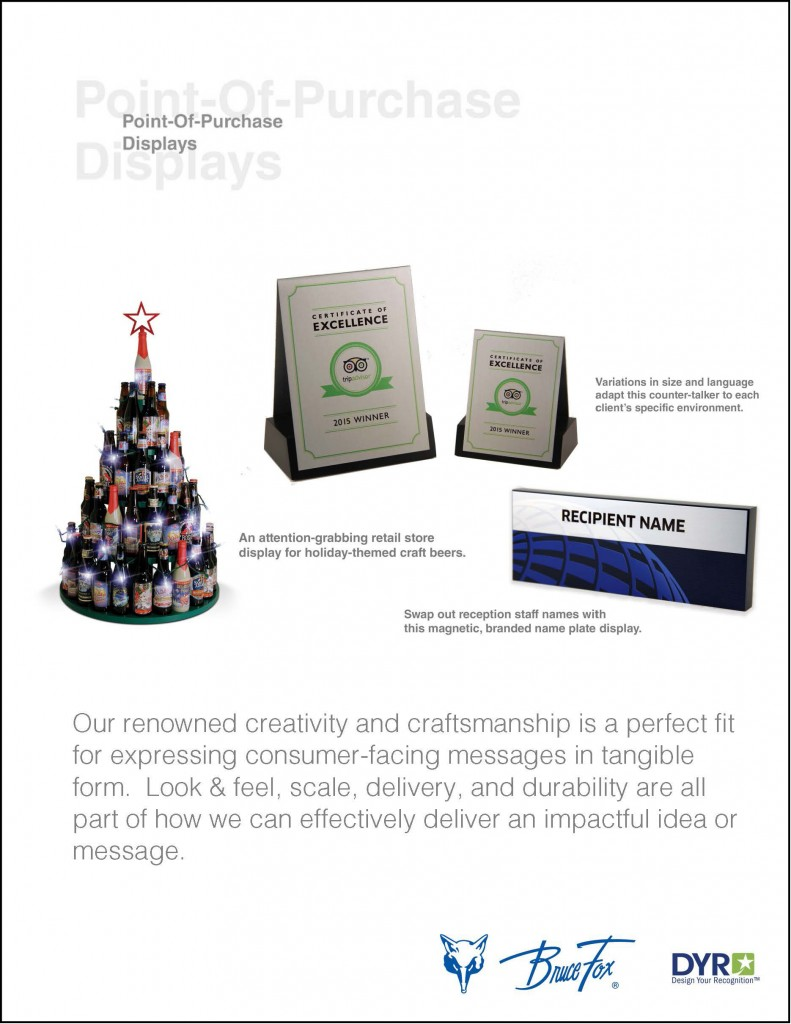 Our products - POP Displays