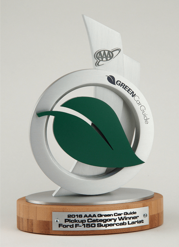 AAA Green Car Guide Award