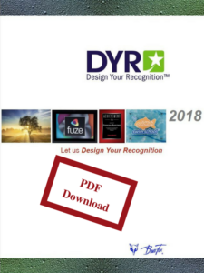 PDF Download of the DYR Collection Catalog